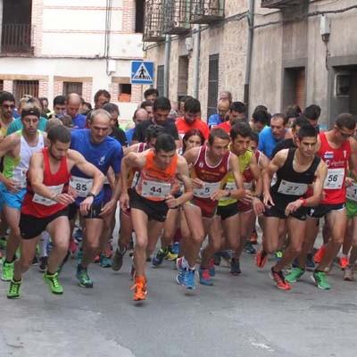 Éxito de la Media docena de Leguas castellanas en Aguilafuente