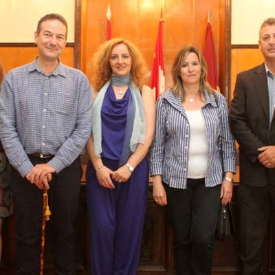 Constituida la nueva Corporación municipal de Aguilafuente