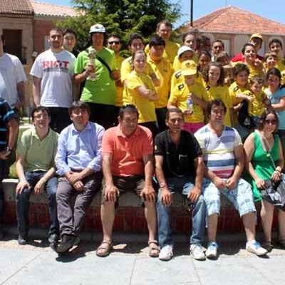 """Aguilafuente inicia con éxito el Torneo Provincial """"Ajedrez Segovia 2015"""""""
