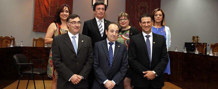 Pocos cambios en el Equipo de Gobierno de Jesús García para los próximos 4 años
