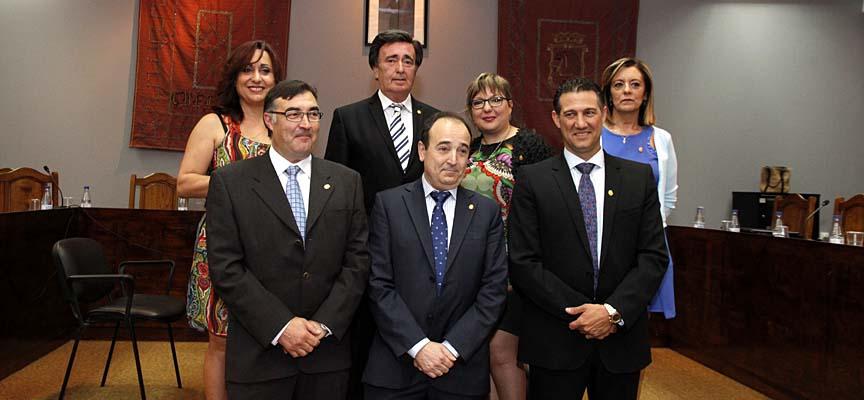 Equipo de Gobierno municipal de Cuéllar
