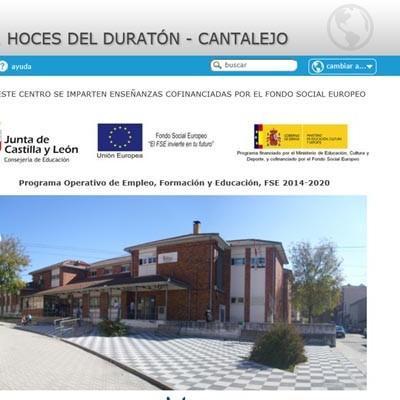 El IES Hoces del Duratón de Cantalejo recibirá 10 de los más de 700 ordenadores adquiridos por la Junta para centros de FP