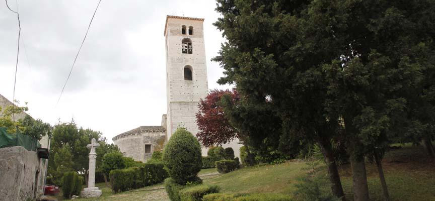 Iglesia de La Cuesta.