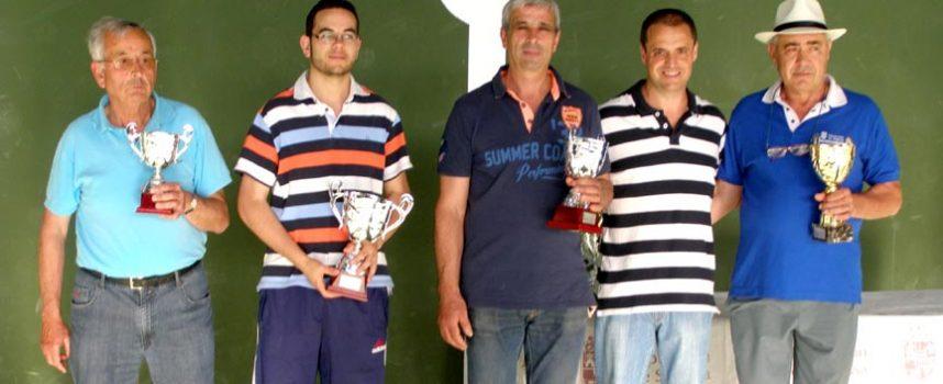 Sanchonuño acogió el inicio de los Juegos Autóctonos del XXV Torneo Interpueblos