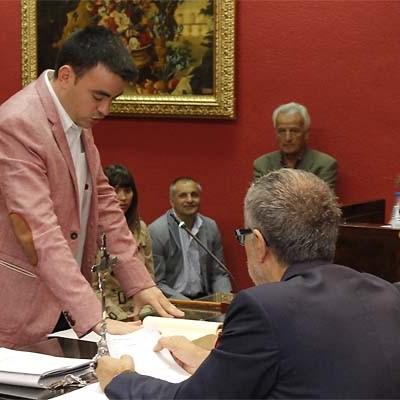 El alcalde de Cantalejo y el portavoz socialista de Cuéllar, diputados provinciales por el PSOE