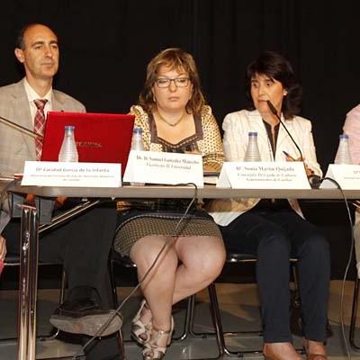 La Universidad de la Experiencia  clausuró el curso 2014-2015 en Cuéllar