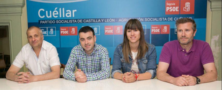 El PSOE asegura que los votos de las entidades locales menores han llevado al PP a ganar las elecciones en Cuéllar