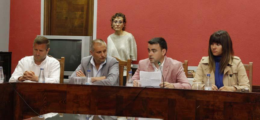 Grupo municipal del PSOE