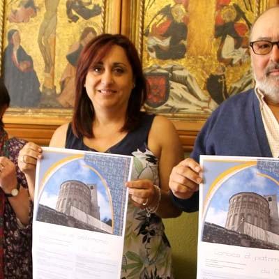 Turismo invita a vecinos y visitantes a descubrir el Patrimonio de la villa los domingos de julio, 2, 15 y 16 de agosto