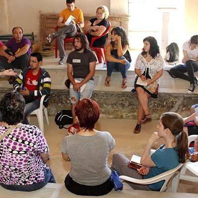 El V Foro Chico 'La Adobera de San Martín' debate sobre participación social y despoblación