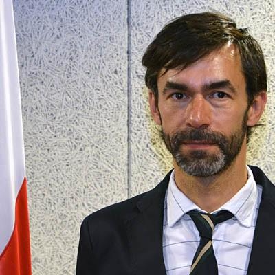 José Luis Montero, un cuellarano al frente de Cruz Roja Segovia