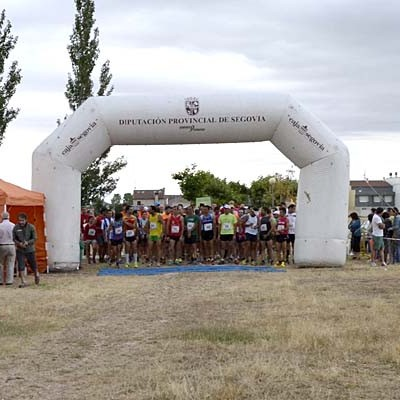 """Fuenterrebollo ultima los detalles de la III Carrera Popular """"Run to Terreña"""""""