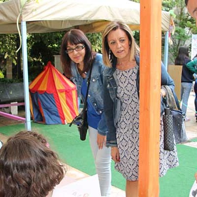 Deconstrucción de cuentos tradicionales y juegos de convivencia, hoy entre las actividades del Poblado de la Igualdad