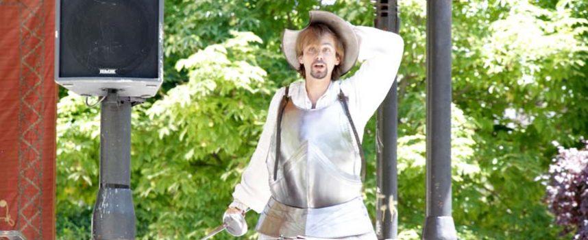 La Quijote (con E)