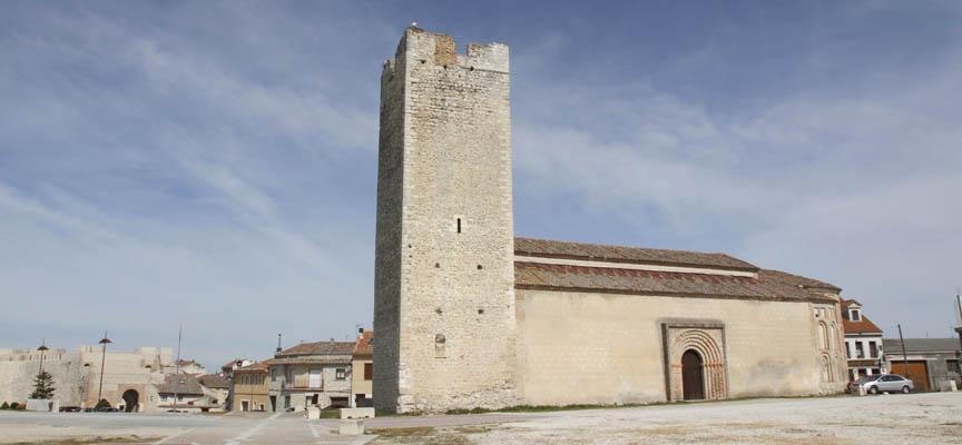 Iglesia de San Martín de Cuéllar.