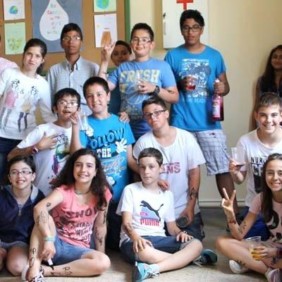 Adiós a las aulas en los centros escolares de Cuéllar y su comarca