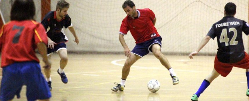 Nueva edición del Torneo de Verano de Fútbol Sala Villa de Cuéllar