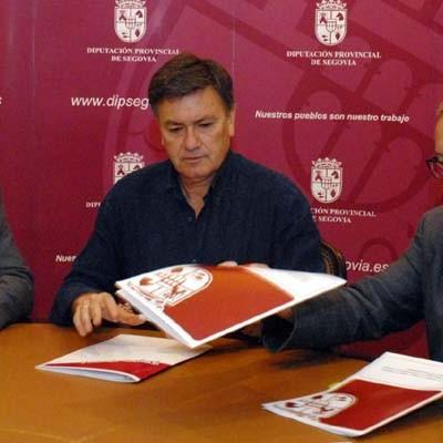 Diputación y Junta se transfieren varios tramos de red viaria en torno a la autovía Segovia -Valladolid