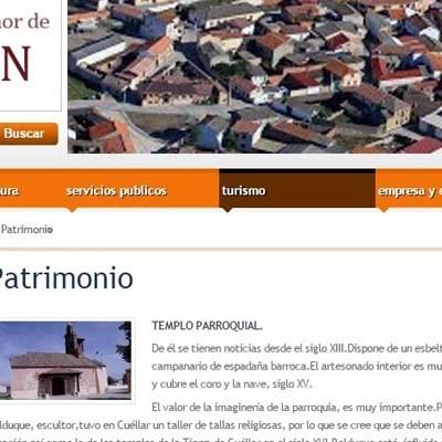 La página web de Chatún destaca su valor pecuario