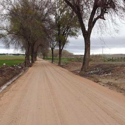 La Diputación invertirá 259.000 euros en 105 caminos de la provincia