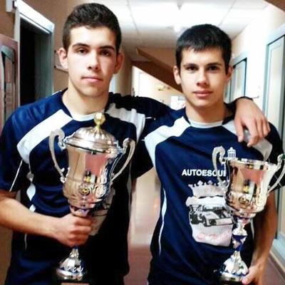 Iván Martín y Miguel de Santos se suman a la plantilla del FS Naturpellet