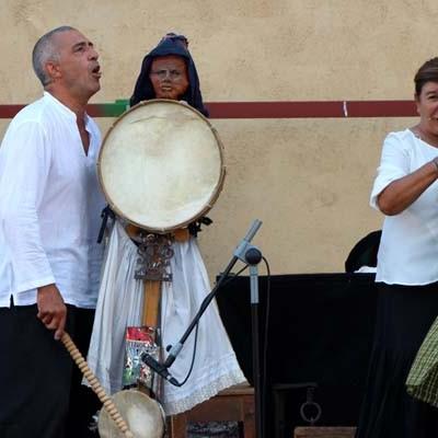 Mayalde cerró las fiestas de la Magdalena en Gomezserracín