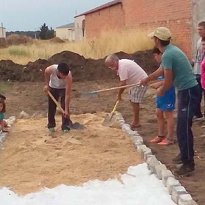 """Escuelas Campesinas de Segovia recupera """"Las hacenderas"""" con jóvenes del medio rural en la comarca"""