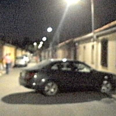 Un vecino de Cuéllar herido tras perder el control de su vehículo en la calle Moisés Magdaleno