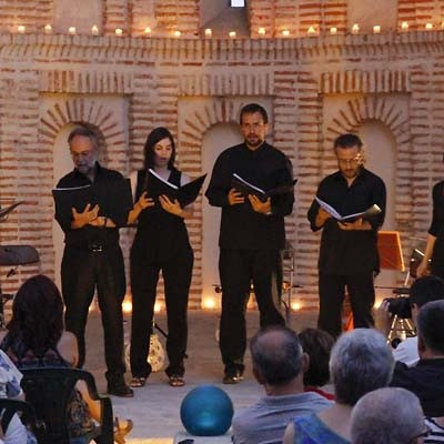 """Música cristiana y sefardita mañana en la iglesia de San Esteban con el ciclo """"Voces del Mudéjar"""""""