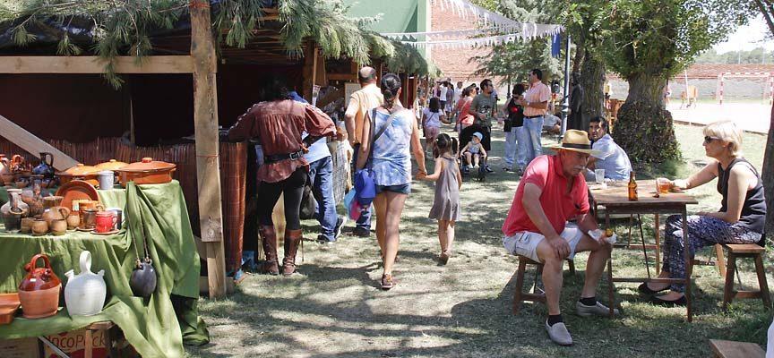 Sanchonuño celebra este fin de semana su Mercado Medieval