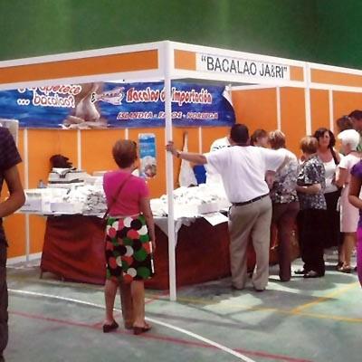 Cantalejo celebra este fin de semana sus Ferias de Artesanía y Alimentación