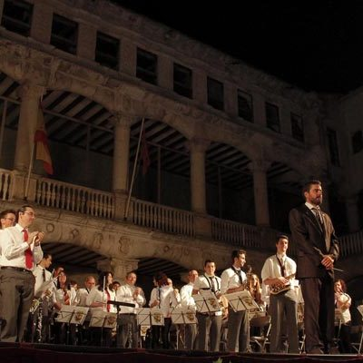 La música protagoniza las actividades del mes de junio en Cuéllar