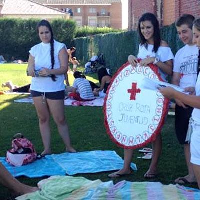 Cruz Roja acercará a Cuéllar algunas de sus actividades de verano