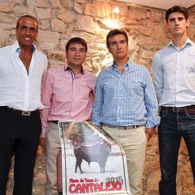 Los toreros de la tierra protagonizarán la Feria Taurina de Cantalejo