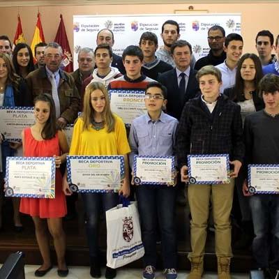 La Diputación destina 30.000 euros a la convocatoria de ayudas para deportistas de la provincia