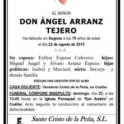 Ángel Arranz Espeso