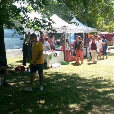 V Feria de Artesanía y Alimentación en Fuenterrebollo