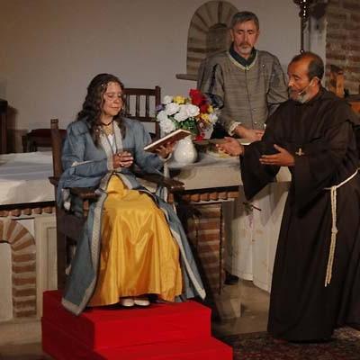 Aguilafuente viaja a 1472 para rememorar el primer libro de la imprenta española