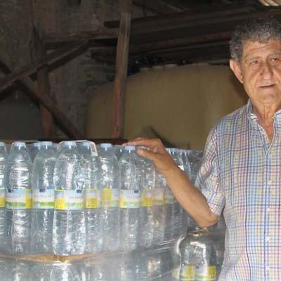 Los problemas de agua en Lastras de Cuéllar se agravan con el incremento del número vecinos en verano