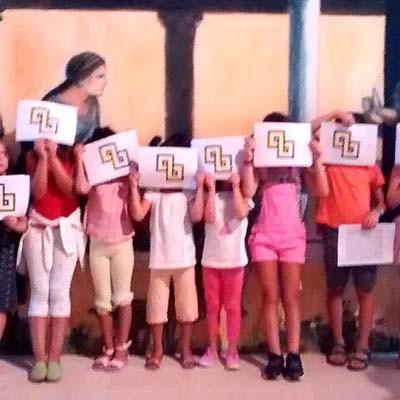El Aula Arqueológica de Aguilafuente continúa su labor educativa