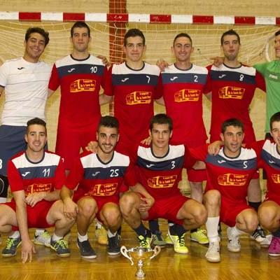 El equipo Bulon Team de Arroyo de Cuéllar gana el Torneo de Verano de Fútbol Sala
