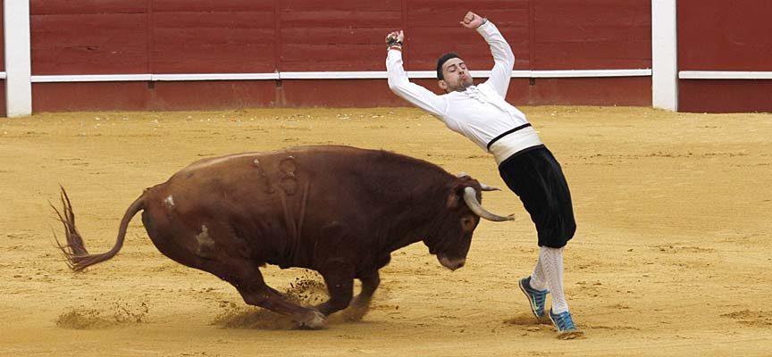 Los mejores cortadores del momento estarán el domingo en el Torneo Goyesco de Cortes, Quiebros y Saltos de Cuéllar