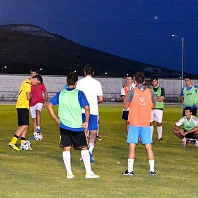El CD Cuéllar iniciará la liga en casa ante el Turégano
