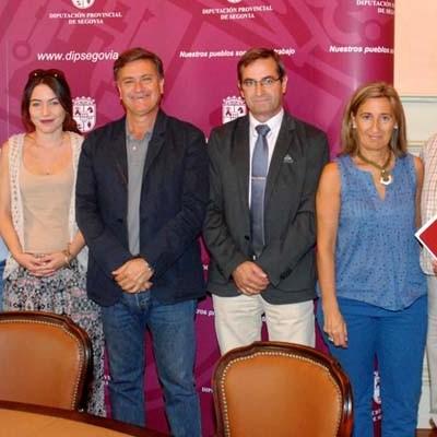 La Diputación concede una subvención de 20.000 euros a cada grupo de acción local