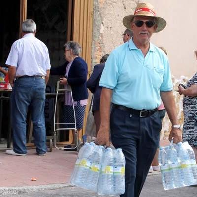 El Consejo de Gobierno aprueba una subvención directa de 350.000 euros a las diputaciones para financiar el suministro de agua potable