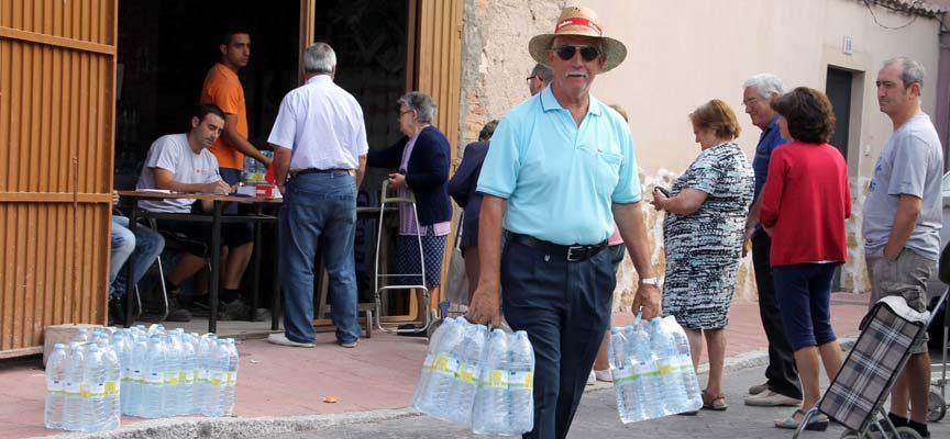 Apoyo de las Cortes regionales a la propuesta del PSOE para lograr una solución urgente al problema del agua en Lastras de Cuéllar