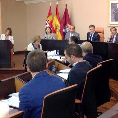 La Diputación apoya la candidatura de Cuéllar para albergar las Edades del Hombre en 2017
