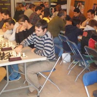 Jorge Juan Calvo, vencedor del Trofeo Provincial de Ajedrez