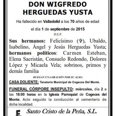 Wigfredo Herguedas Yusta