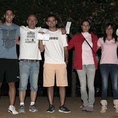 """Sergio Arranz ganador del I Rally Fotográfico """"Pedreros en imágenes"""" de la concentración de motos de Campaspero"""